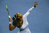 US Open: Serena Williams en finale, y visera un 24e titre record