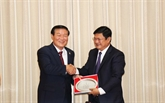 Hô Chi Minh-Ville et Gangwon renforcent la coopération culturelle, sportive et touristique