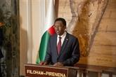 Le président malgache annonce sa démission