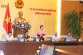 La 27e réunion du Comité permanent de l'AN débutera le 10 septembre