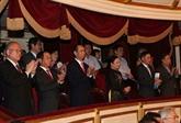 Le président au concert de célébration des 45 ans des relations diplomatiques Vietnam - Japon