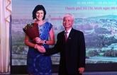 La Fête de la Constitution de la Slovaquie célébrée à Hô Chi Minh-Ville