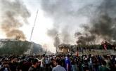 Coup de théâtre politique en Irak et première soirée de calme à Bassora