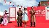 Japon: fête du Vietnam à Kanagawa 2018