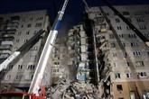 Explosion meurtrière en Russie: les secouristes à la recherche de survivants