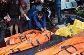 Indonésie: au moins huit personnes tuées dans des glissements de terrain