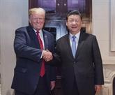 Xi et Trump prônent une coopération accrue pour le 40e anniversaire des relations