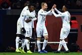 Coupe de la Ligue - Paris chute, Monaco et Bordeaux qualifiés