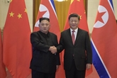 Xi Jinping et Kim Jong Un s'informent de la situation respective de leur pays