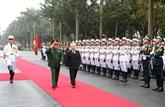 Le chef du PCV demande de bâtir une armée politiquement consciente