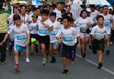 Plus de 9.000 coureurs au marathon de Hô Chi Minh-Ville 2019 