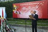 La diaspora vietnamienne en Argentine fête le Têt