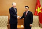 Vietnam - États-Unis: l'ex-secrétaire américain au Commerce s'engage à contribuer aux liens