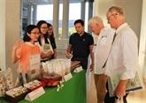 La coopération dans le domaine bio-agricole se renforce