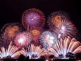 Annonce des sites de tir de feux d'artifice pour le Têt 2019