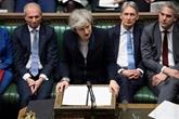Le Parlement inflige une défaite historique à May en rejetant l'accord de Brexit