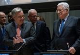 ONU: les Palestiniens, en quête d'un statut d'État membre, prennent la tête du G77