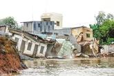 Le delta du Mékong face au changement climatique