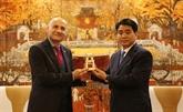 Hanoï est prête à promouvoir la coopération avec l'Italie