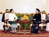 Volonté d'intensification de la coopération entre les deux Parlements
