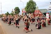 Dak Nông: le carnaval