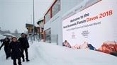 Suisse: Ouverture la semaine prochaine du Forum de Davos