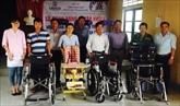 Aide de l'USAID pour des handicapés à Thua Thiên-Huê