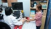 Mise en place du centre de formation en échographie cardiaque