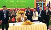 La présidente de l'AN, Nguyên Thi Kim Ngân, termine sa participation au FPAP-27 au Cambodge