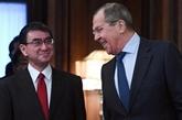 La Russie et le Japon sont loin d'être partenaires, déclare le ministre russe des AE