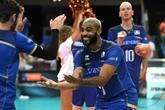 Volley: la France avec l'Italie et la Bulgarie dans la phase de groupes de l'Euro