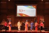 Célébration des 50 ans des relations diplomatiques Vietnam - Suède