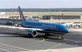 Vietnam Airlines se classe dans le top 10 des meilleures entreprises du Vietnam