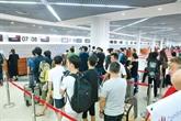 Les aéroports cambodgiens accueillent plus de 10 millions de passagers