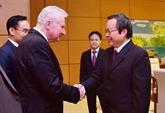 Renforcement de la coopération parlementaire Vietnam - Hongrie