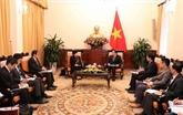 Dynamiser la coopération multi-sectorielle entre le Vietnam et le Japon