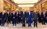 Célébration des 69 ans de l'établissement des relations diplomatiques Vietnam - Chine