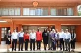 Le Vietnam est prêt à octroyer des bourses de recherche scientifique à l'Afrique du Sud