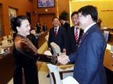 Vietnam - R. de Corée: les deux groupes des députés d'amitié valorisent leur rôle de passerelle