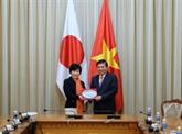 Le Japon, l'un des partenaires les plus importants de Hô Chi Minh-Ville
