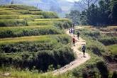 Le Marathon en sentier du Vietnam 2019 à Môc Châu