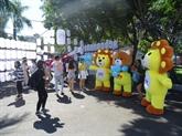 Ouverture du 6e Festival Japon - Vietnam à Hô Chi Minh-Ville