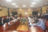 Une délégation de l'Agence de presse laotienne dans la province de Thanh Hoa