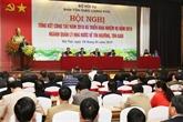 Le vice-Premier ministre Truong Hoà Binh dirige les travaux religieux pour 2019