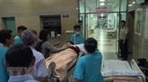 Neuf touristes victimes de l'attentat en Égypte rentrés au Vietnam