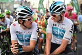 Froome et Thomas au Tour de France, Bernal au Giro