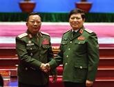 La coopération entre les armées est une demande objective