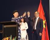 Les Vietnamiens à l'étranger célèbrent le Têt du Cochon