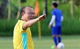 La FIFA félicite Park Hang-seo pour le succès du football vietnamien