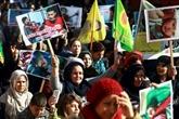 Syrie: trois morts dans l'explosion d'une bombe dans un bus à Afrine